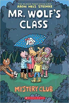 Mr Wolf's Class