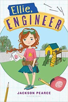 Ellie Engineer . . . Jackson Pearce