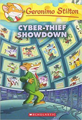 Geronimo Stilton Cyber Thief Showdown . . . Geronimo Stilton