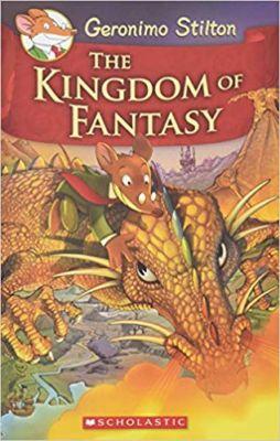 Geronimo Stilton Kingdom of Fantasy 1. . . Geronimo Stilton