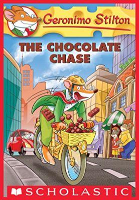 Geronimo Stilton The Chocolate Chase . . . Geronimo Stilton