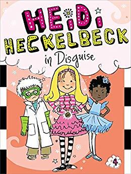 Hedi Heckelbeck In Disguise . . . Wanda Coven