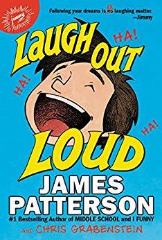 Laugh Out Loud . . . James Patterson