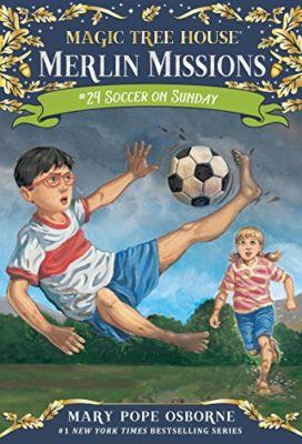 Magic Tree House Soccer On Sunday