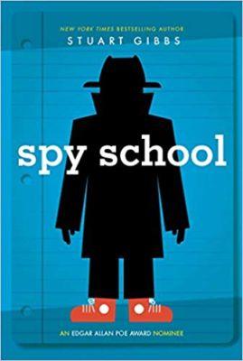 Spy School . . . Stuart Gibbs