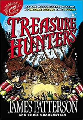 Treasure Hunters . . . James Patterson