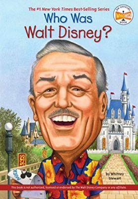 Who Was Walt Disney . . . Whitney Stewart